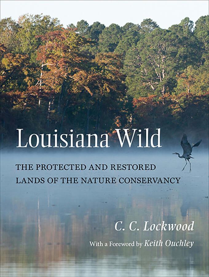LOUISIANA WILD COVER